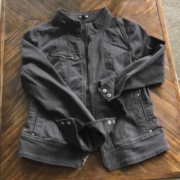 Express Jackets & Blazers - Gray Express jacket